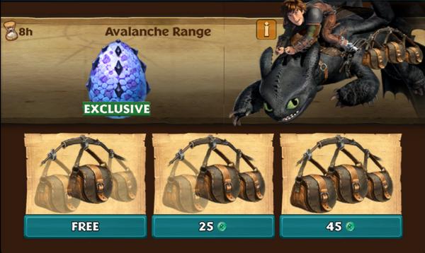 Avalanche Range (Hackagift)