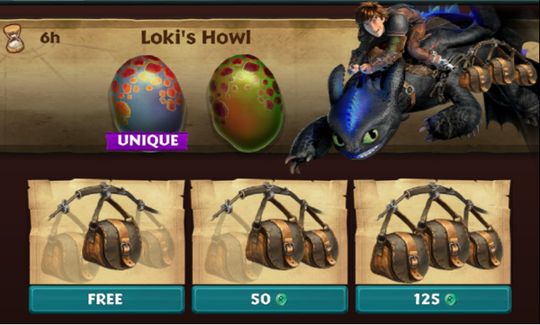 Loki's Howl (Barf & Belch's Mate)