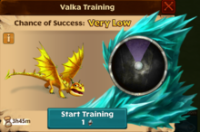 Head Valka First Chance