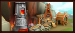 The Great Forge Banner