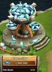 Fish Basin Lv 13