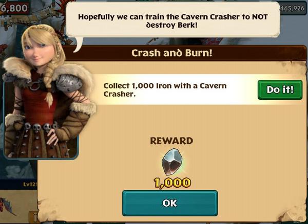 Crash and Burn!