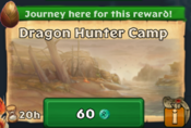 Snotlout's Journey Dragon Hunter Camp