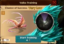 Hofferson's Bane Valka First Chance