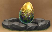 Hookfang's Offspring Egg