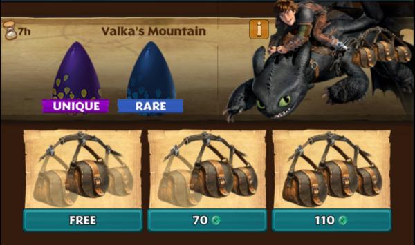Valka's Mountain