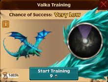 Exotic Ripwrecker Valka First Chance