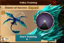 Reignstorm Valka First Chance