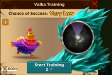 Thawfest Hen Valka First Chance