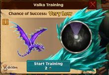 Flightmare Valka First Chance