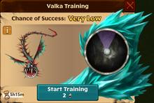 Groundsplitter Valka First Chance
