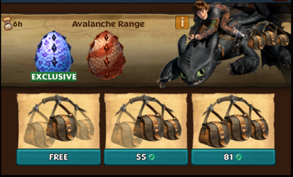 Avalanche Range (Hackagift) 2