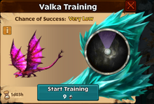 Sweet Wraith Valka First Chance
