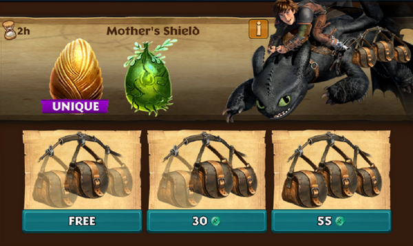 Mother's Shield (Hookfang)