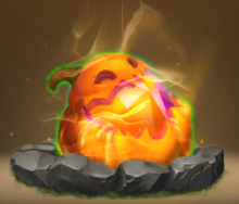 Masked Sweet Death Egg
