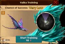 Earsplitter Valka First Chance