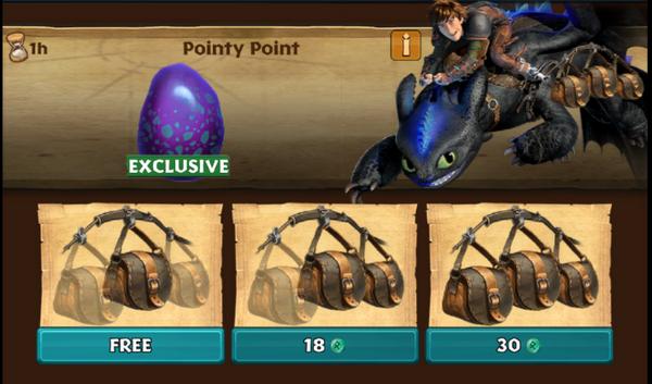 Pointy Point (Kick-off Terror)