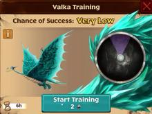 Trap-phoomerang Valka First Chance