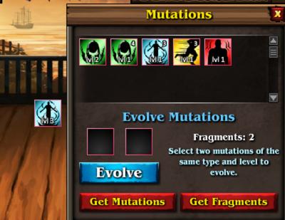 Mutations Panel