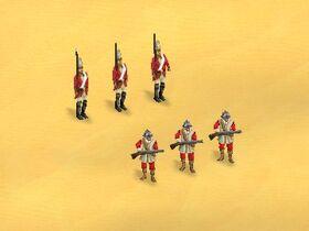 Gunpowder Infantry