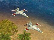Jet Fighter Bomber