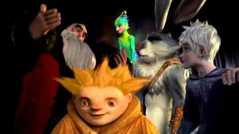The Making of MovieTickets.com's 'Elves Bells' Commercial with Rise of the Guardians