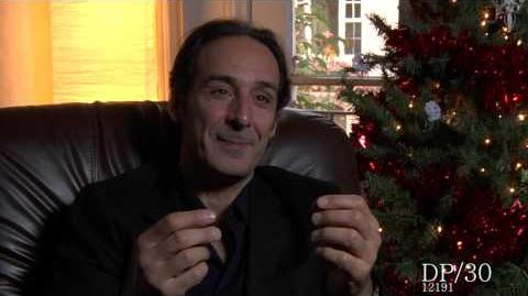 DP 30 Rise Of The Guardians, composer Alexandre Desplat