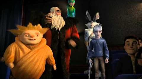 MovieTickets.com's 'Elves Bells' Commercial with Rise of the Guardians
