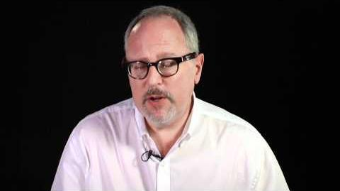 William JOyce Speaks to Teachers & Librarians