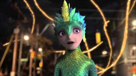 Rise of the Guardians - Fight Scene