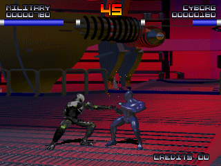 File:Rise of the Robots (arcade) gameplay.png