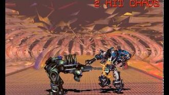 Rise Of The Robots 2 Resurrection Lockjaw PC Gameplay