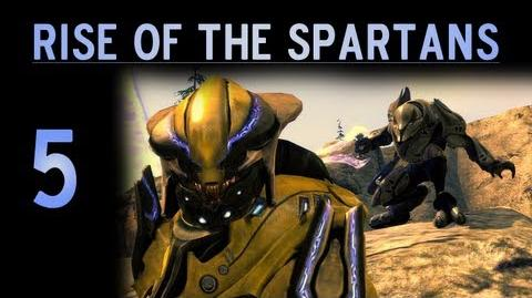 Rise of the Spartans Part 5 (Reach Machinima)-0
