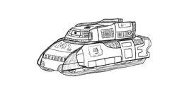 OM-12 Tank Destroyer