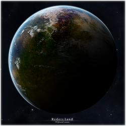 Ryders Land Planet resource by Mr Frenzy