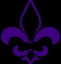 Fleur-de-lis-black-purple-md