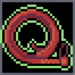 Red Whip Icon