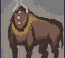 Bighorn Bison