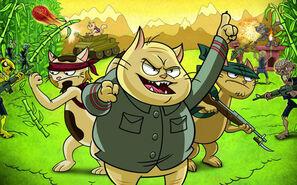 Cat Faction