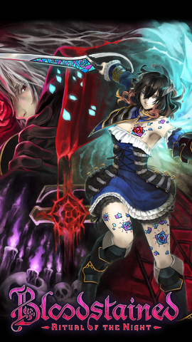 File:Bloodstained Mobile Wallpaper.png