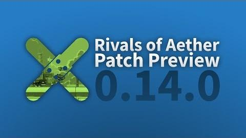 Rivals of Aether Patch Preview 0.14.0
