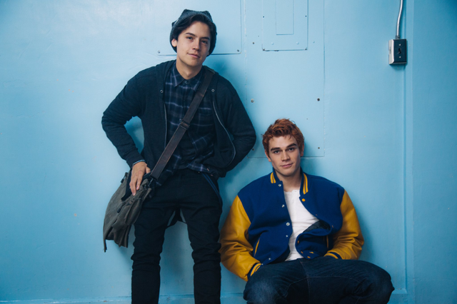 File:Jughead and Archie first look promotional.png