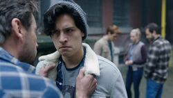 Season 1 Episode 7 In a Lonely Place Jughead FP 4