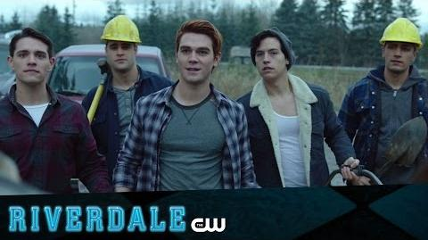 Riverdale Inside Riverdale The Outsiders The CW