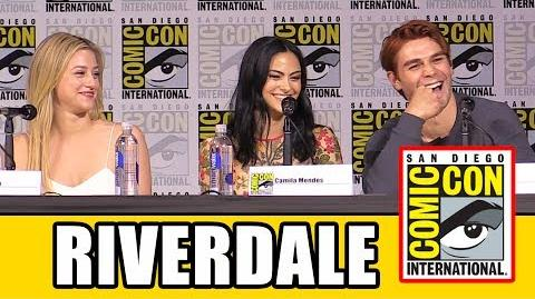 RIVERDALE Comic Con Panel Part 1 - News, Season 2 & Highlights