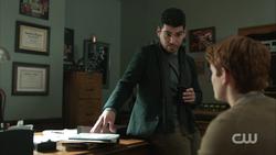 Season 1 Episode 5 Heart of Darkness Oscar wants music notes