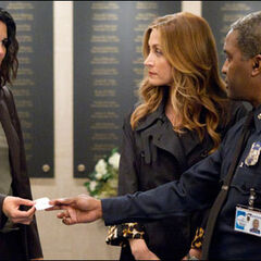 Detective Jane Rizzoli, Dr. Maura Isles & Officer Sam Reynolds