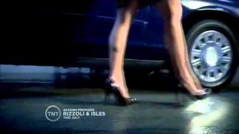 Rizzoli & Isles Season 2 Catwalk Promo Extended Version