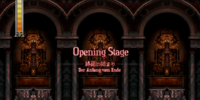 Stage Titles in the Rosenkreuzstilette series
