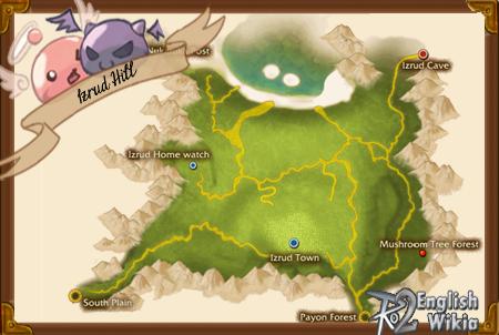 Mildew Map